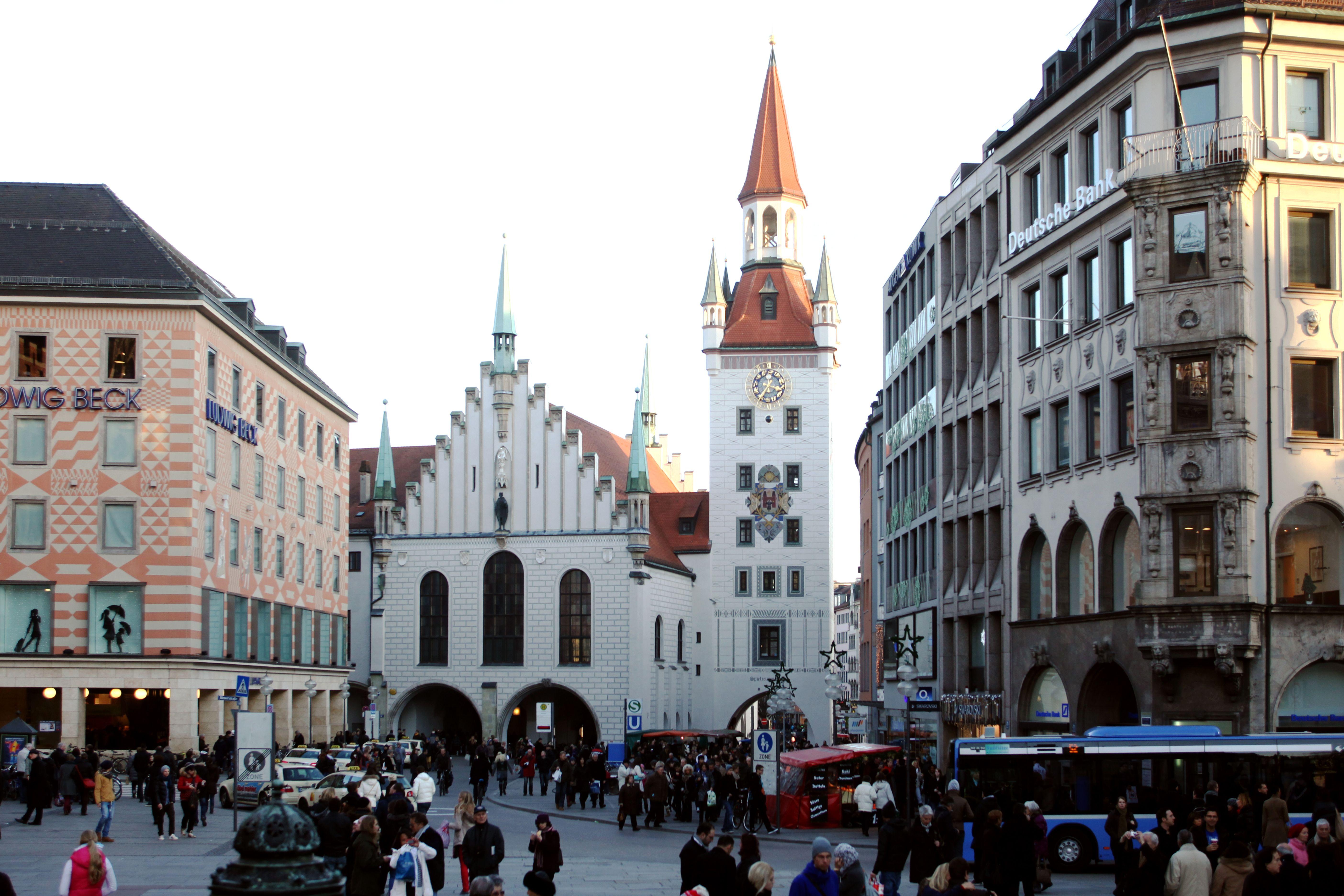 Rund Ums Rathaus