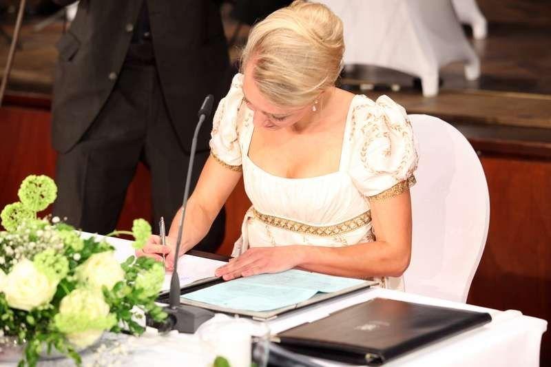 Heiraten formulare