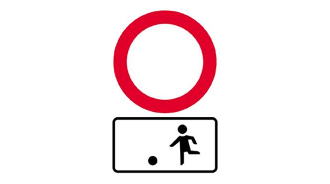 Spielstraßen Verkehrsberuhigte Bereiche