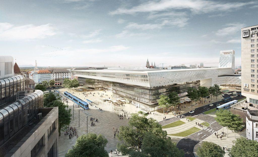 Webcam München Hauptbahnhof