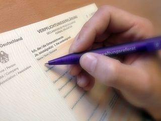 verpflichtungserklärung, Einladung