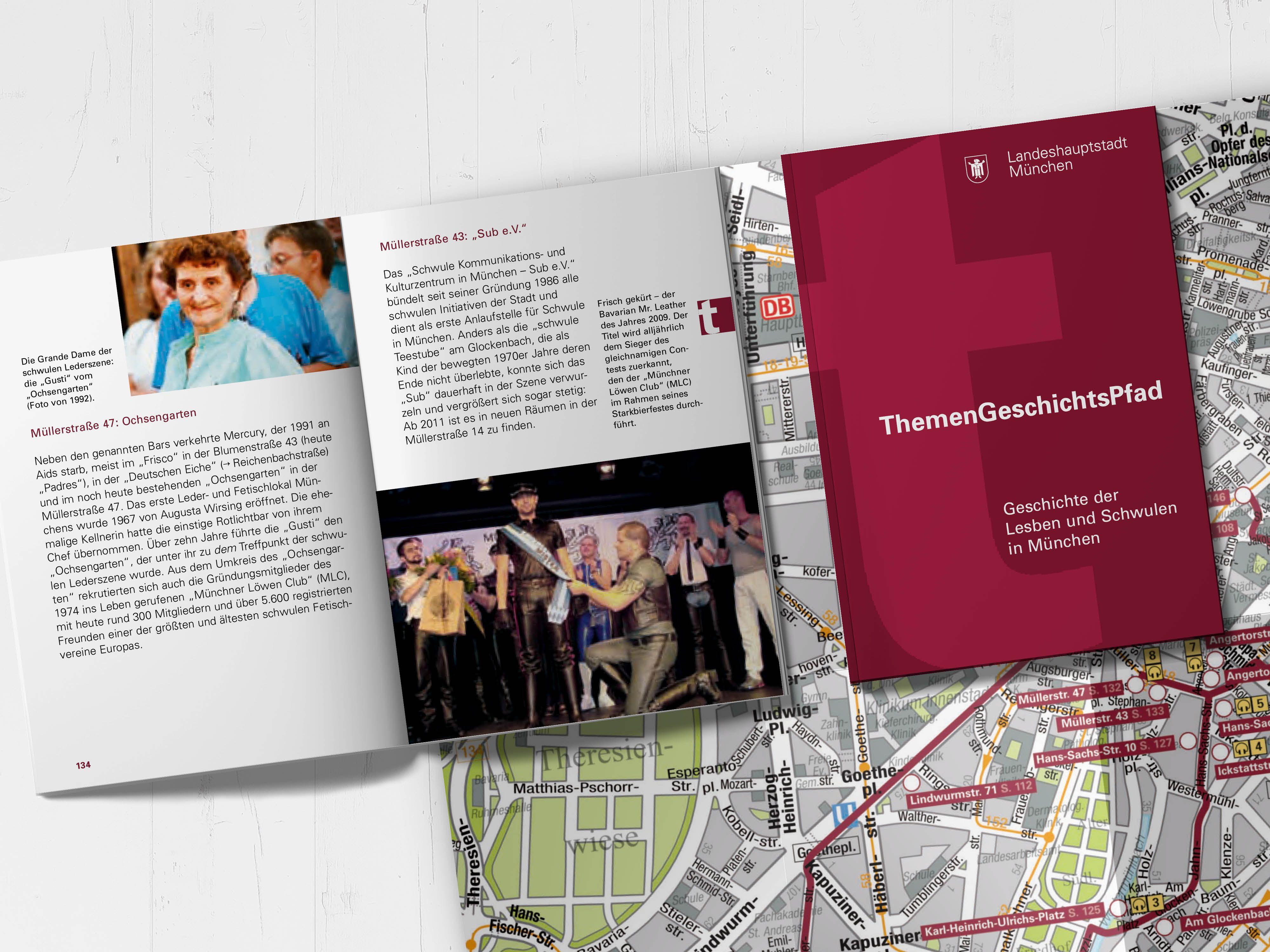Geschichte der Lesben und Schwulen in München