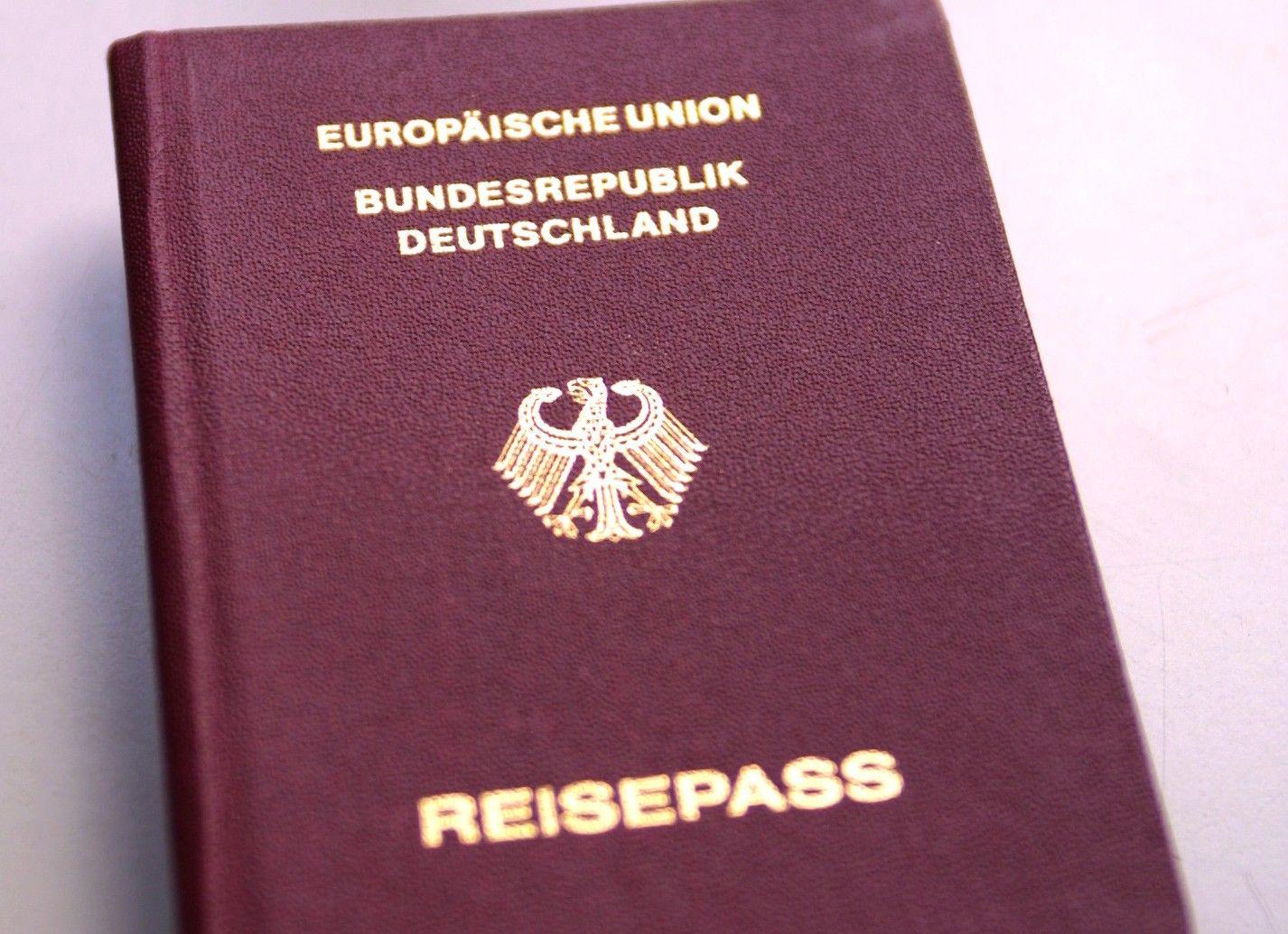 Foto: Michael Nagy Link öffnet die Seite Reisepass/ Zweitpass