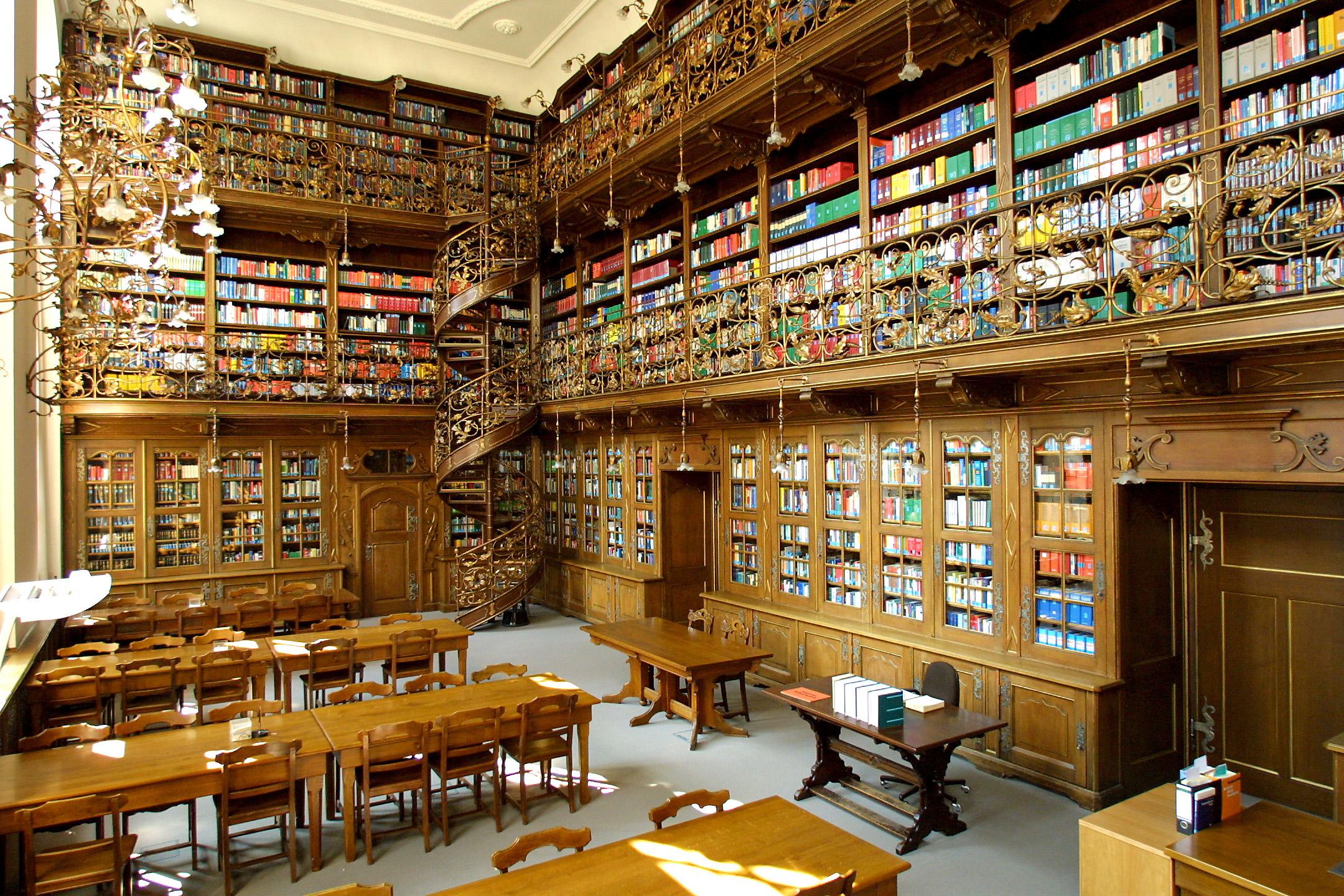 Uni München Bibliothek